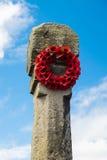 Poppy Wreath Royalty Free Stock Image