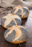 Poppyseed Buns Royalty Free Stock Photo