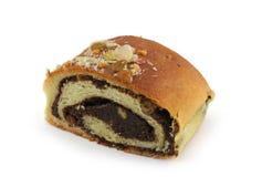 Poppyseed cake Stock Photos