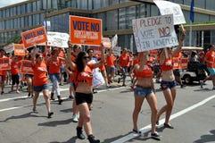 poprawka tej samej płci Zdjęcie Royalty Free