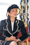 POPRZEDNI PRINCESS CHWILA OBECNA ACCOUNATCE ALEXANDRA Fotografia Stock