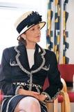 POPRZEDNI PRINCESS CHWILA OBECNA ACCOUNATCE ALEXANDRA Zdjęcie Stock