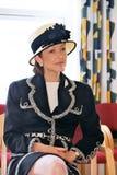 POPRZEDNI PRINCESS CHWILA OBECNA ACCOUNATCE ALEXANDRA Fotografia Royalty Free