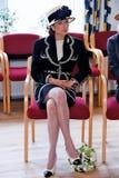 POPRZEDNI PRINCESS CHWILA OBECNA ACCOUNATCE ALEXANDRA Zdjęcie Royalty Free