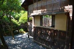 Poprzednia siedziba japoński wielki powieściopisarza ` Toson Shimazaki ` obraz royalty free