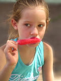 popsicle Royaltyfria Bilder