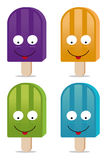 Popsicle Stock Photo
