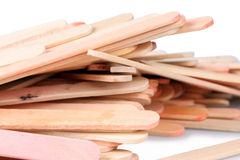 Popsicle Sticks Royalty Free Stock Image