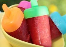 Popsicles Στοκ Εικόνες