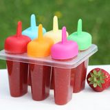 Popsicles Royalty Free Stock Image