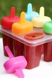 Popsicles Stock Images