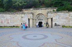 Populär Kaukasus för saker stad av Pyatigorsk Royaltyfri Fotografi