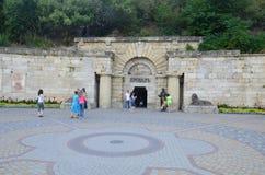 Populär Kaukasus för saker stad av Pyatigorsk Arkivfoto