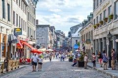 Populär St Paul gata Royaltyfri Foto