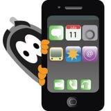 Populära apps Arkivfoton