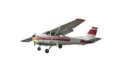 Populäre helle Flugzeuge Lizenzfreie Stockfotografie