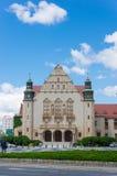Populäre Posen-Universität Lizenzfreies Stockbild