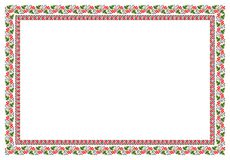 Populäres Motiv, Muster, regelmäßiges Motiv Lizenzfreie Stockbilder