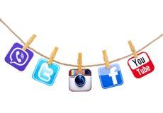 Populäres Social Media