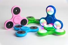 Populäres Unruhe-Spinnerspielzeug lizenzfreie stockfotografie