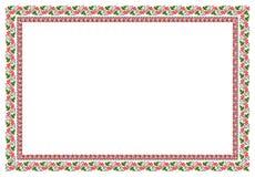 Populair motief, patroon, regelmatig motief Royalty-vrije Stock Afbeeldingen