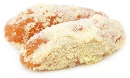 Popular Bangladeshi Sweetmeat Chamcham Royalty Free Stock Photos