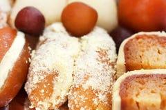 Popular Bangladeshi Sweetmeats Stock Photo
