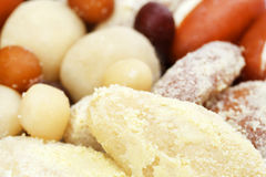 Popular Bangladeshi Sweetmeats Stock Photography