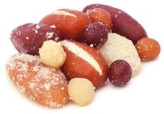 Popular Bangladeshi Sweetmeats Stock Photos