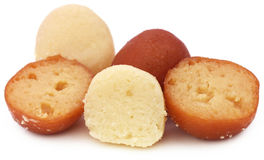 Popular Bangladeshi Sweetmeats Stock Image