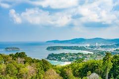 Popular beaches of Phuket Stock Photography