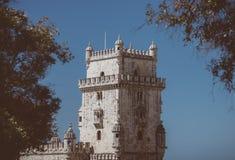 Popular Belem Tower. Stock Photography