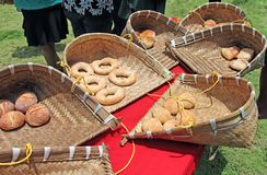 Traditional Breads of Goa Royalty Free Stock Photo