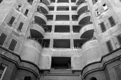 Popular buildings in Rome Stock Image