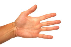 Popular gesture Royalty Free Stock Photos