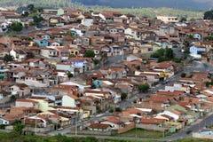 Popular habitation in brazil Royalty Free Stock Image