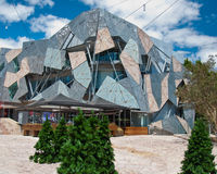 Federation Square, Melbourne,Australia Stock Images