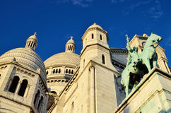 Popular landmark of Paris Stock Photos