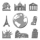 Popular Landmark Royalty Free Stock Images