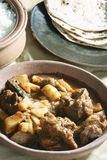 A popular mutton dish from Tamilnadu. Royalty Free Stock Photo