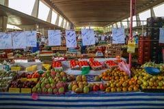 Popular street fair in Brazil Royalty Free Stock Photography