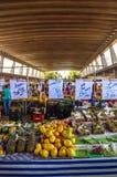 Popular street fair in Brazil Stock Photos