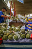 Popular street fair in Brazil Royalty Free Stock Image