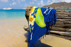 A popular tourist destination in the caribbean Royalty Free Stock Images