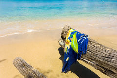 A popular tourist destination in the caribbean Royalty Free Stock Photo