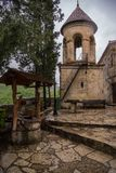 Well on Motsameta Monastery area royalty free stock image