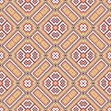 Popular vintage chevron design pattern 3D VECTOR seamless Stock Photo