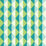Popular vintage zigzag chevron triangle pattern Royalty Free Stock Photography