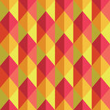 Popular vintage zigzag chevron triangle pattern Stock Photos