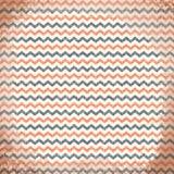 Popular zigzag chevron grunge pattern background Stock Images